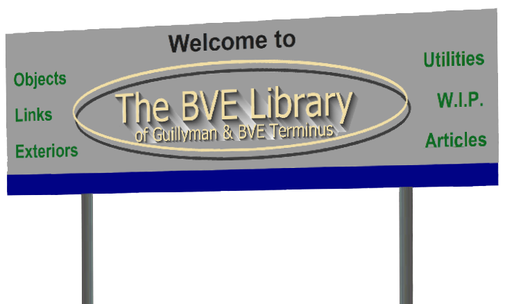 BVE Library - Home